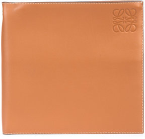 Loewe oversized wallet-style clutch