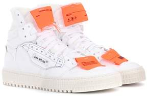 Off-White Exclusive to mytheresa.com – leather sneakers