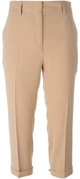 Alberto Biani tailored cropped trousers