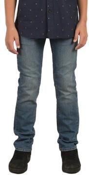 Volcom Boy's Vorta Slim Fit Jeans