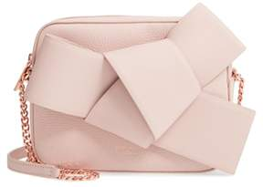 Ted Baker Giant Knot Leather Camera Bag