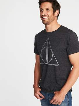 Old Navy Harry Potter Deathly Hallows Tee for Men