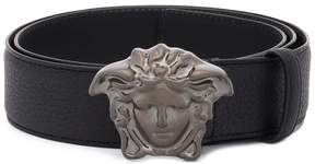 Versace Medusa metal buckle belt