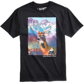Lrg Men's Young Buck Graphic-Print T-Shirt
