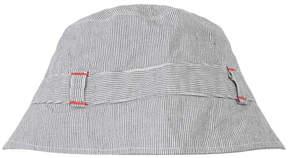 Jean Bourget Striped Bob Hat