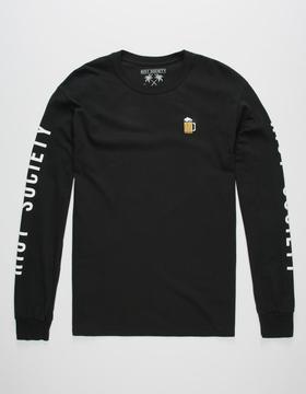 Riot Society Beer Stein Mens T-Shirt