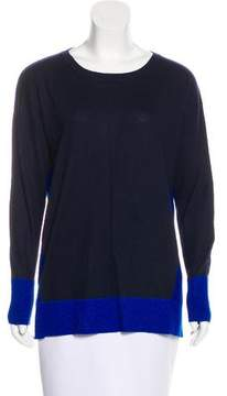 DKNY Colorblock Knit Sweater