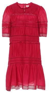 Etoile Isabel Marant Isabel Marant, Étoile Vicky cotton-blend lace dress