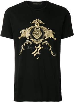 Billionaire graphic T-shirt