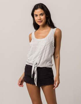 Amuse Society Shoreline Womens Denim Shorts