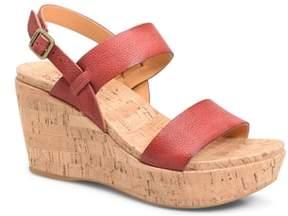 Kork-Ease 'Austin' Slingback Wedge Sandal
