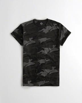 Hollister Must-Have Longline T-Shirt