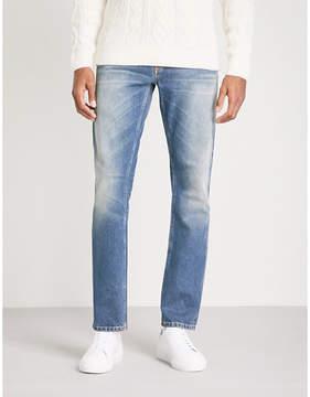 Nudie Jeans Fearless Freddie loose-fit straight jeans