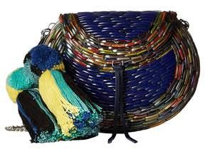 Sam Edelman Dree Beads Embellished Iron Mini Bag Handbags