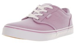 Vans Kids Atwood (canvas) Skate Shoe.