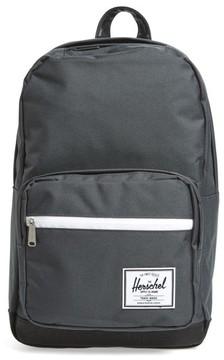 Herschel Men's 'Pop Quiz' Backpack - Grey