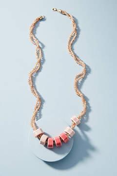 Anthropologie Glorianne Ceramic Necklace