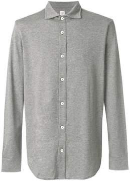 Eleventy cutaway collar shirt