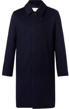 MACKINTOSH Storm System Felted Wool Coat
