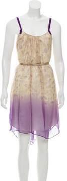 Miguelina Sleeveless Knee-Length Dress