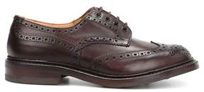 Tricker's Men's Brown Leather Lace-up Shoes.
