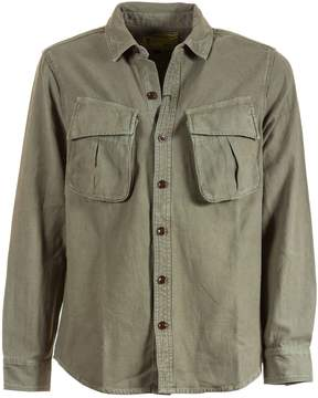 Barbour Military Style Shirt