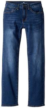 7 For All Mankind Kids Slimmy Jeans in Bristol Boy's Jeans