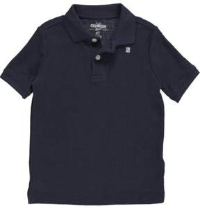 Carter's OshKosh B'gosh Toddler Clothing Outfit Little Boys Pique Polo Navy