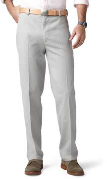 Dockers Comfort-Waist D3 Classic-Fit Full-Elastic Flat-Front Pants - Men