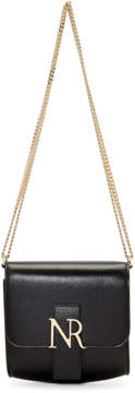 Nina Ricci Black MM Small Shoulder Bag