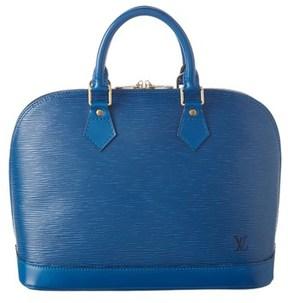 Louis Vuitton Blue Epi Leather Alma Pm. - NO COLOR - STYLE