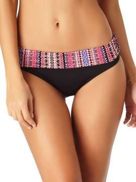 Anne Cole Eleni Fold-Over Bikini Bottoms