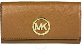Michael Kors Fulton Carryall Wallet in Brown - ONE COLOR - STYLE