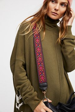 Tapestry Bag Strap by Free People