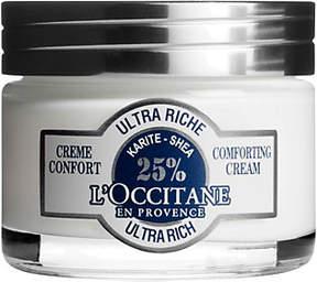 L'Occitane Shea Butter Ultra Rich Comforting Cream