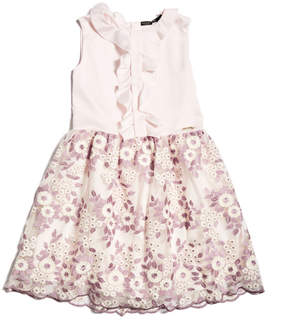 GUESS Ruffle and Tulle Dress (7-16)