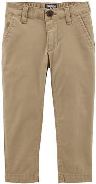 Osh Kosh Oshkosh Bgosh Toddler Boy Slim Chino Pants