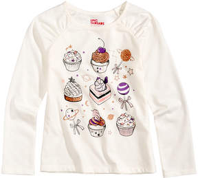 Epic Threads Mix and Match Galaxy Desserts Long-Sleeve T-Shirt, Toddler Girls (2T-5T), Created for Macy's