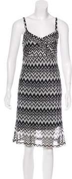 Anna Sui Knit Sleeveless Dress