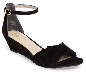 Seychelles Women's Coffee Wedge Sandal