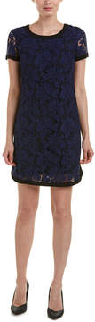 Donna Morgan Lace Shift Dress