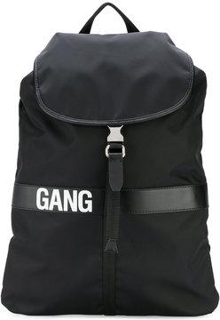 Neil Barrett Gang backpack