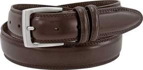 Florsheim Padded Smooth Grain Leather Belt (Men's)