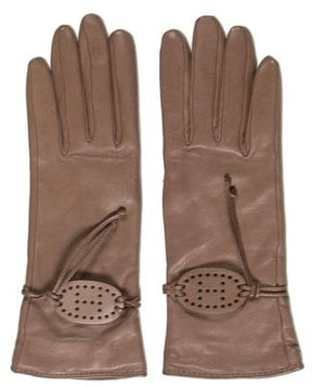 Hermes Evelyne Lambskin Gloves