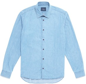 Altea Cotton chambray shirt