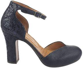 Chie Mihara Embroidered Pumps