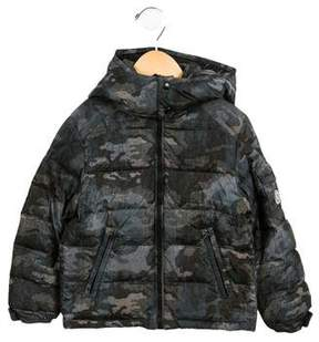 Moncler Girls' Maya Down Jacket