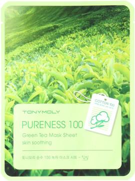 Tony Moly TONYMOLY Green Tea Mask Sheet