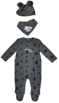 GUESS Boy's 3-Piece Set (0-12m)