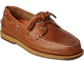 Sperry Men's Charter 2-Eye Leather Boat Shoe